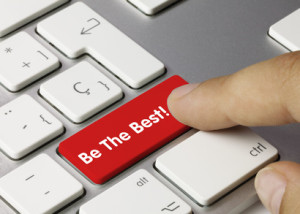 Be the best! Keyboard