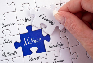 Create webinars and on-line courses to reach a global market